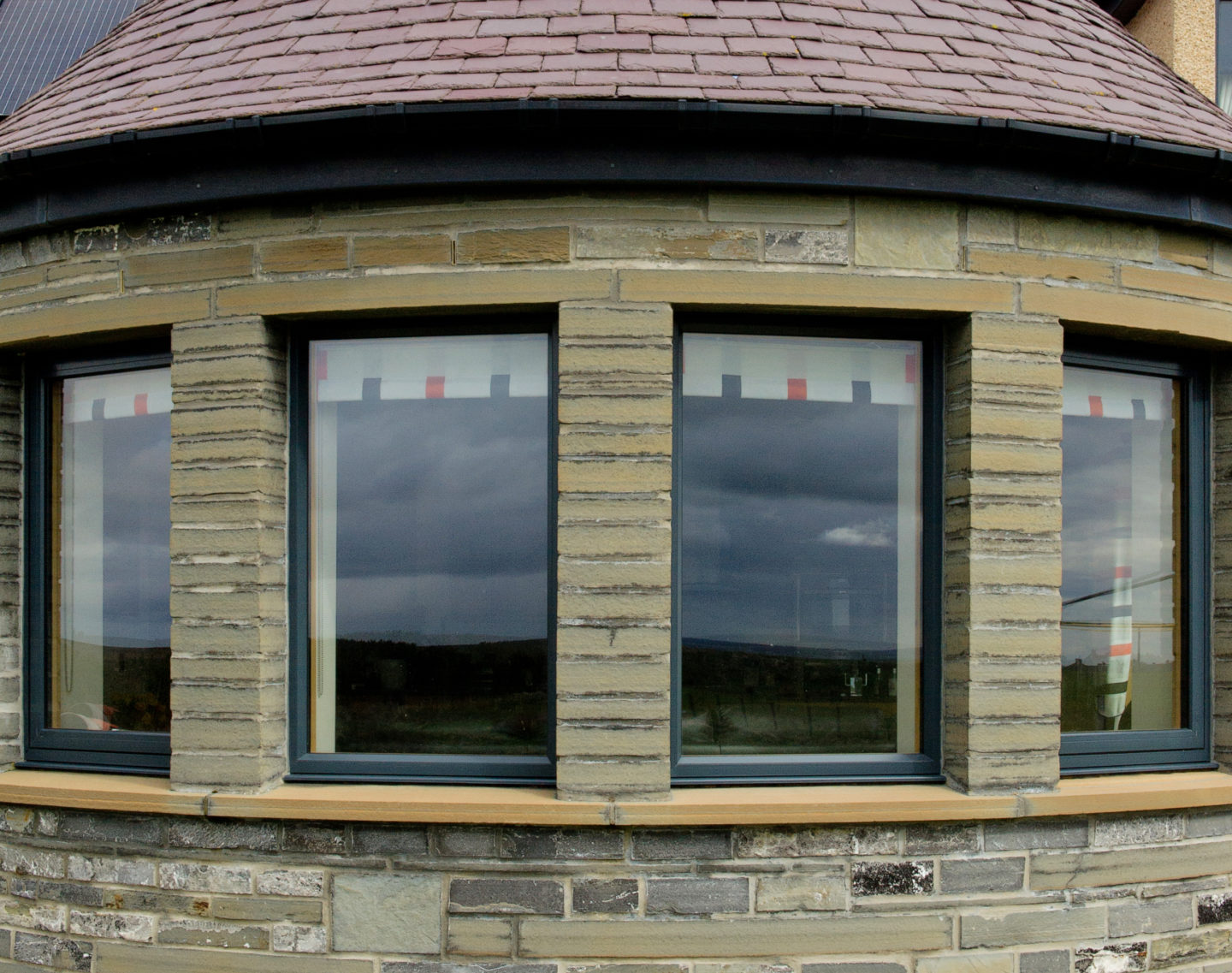 AluWood Windows