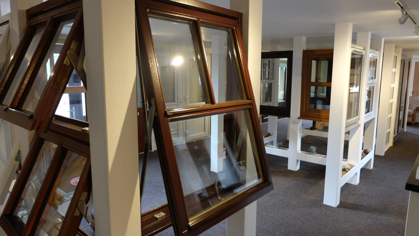 Timber Reversible Window Specification